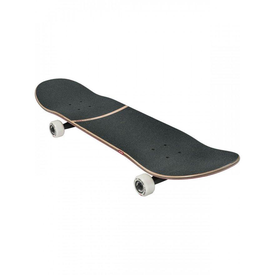 Skateboard complet Globe G2 Parallel Off-White Foil Horizon