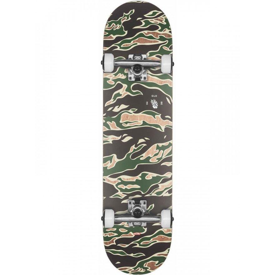 Skateboard complet Globe G1 Full On Tiger Camo