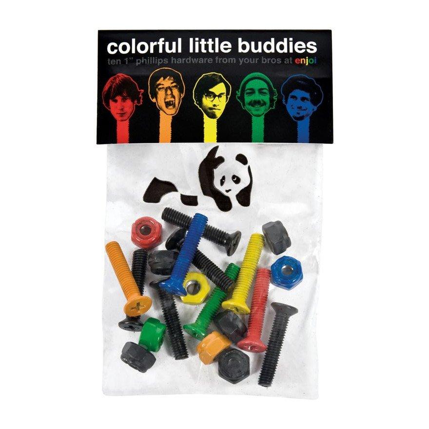 Suruburi Skateboard Enjoi Little Buddies Anodized 7/8