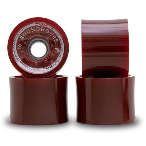 Roti Longboard Carver Skateboards Concave 69MM/78A