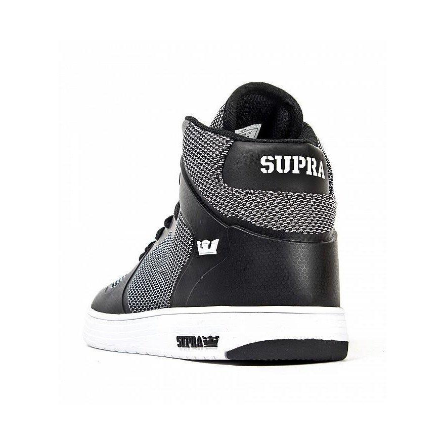 Shoes Supra Vaider 2.0 - Black/Black White