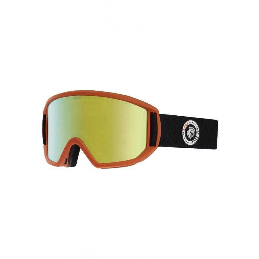 Ochelari de Snowboard Barbati Anon Relapse - Moto/Sonar Bronze