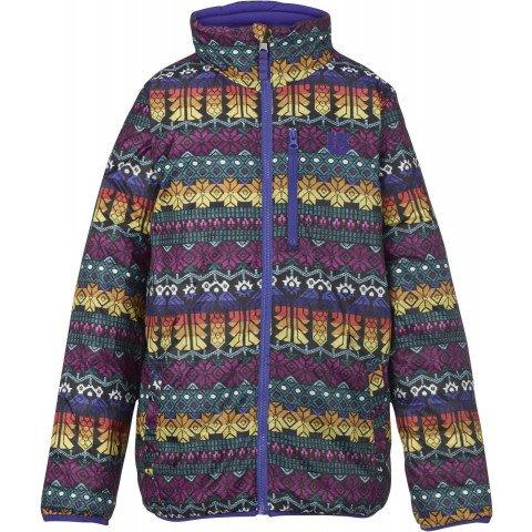 Youth Flex Puffy Jacket - Sorcerer Figaro