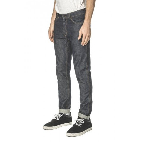 Pantaloni Barbati Globe G.03 Tapered Slim - Storm Blue