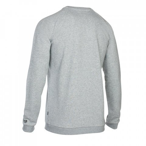 Bluza Barbati Ion Logo - Grey Melange