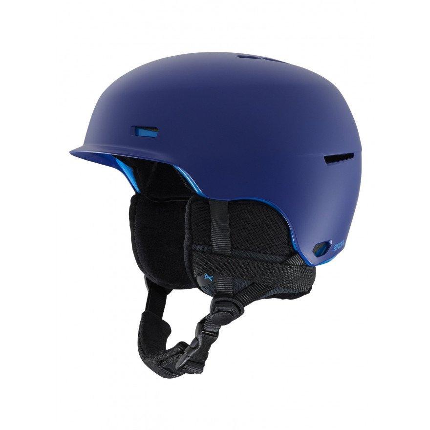 Casca Snowboard Barbati Anon Highwire - Dark Blue