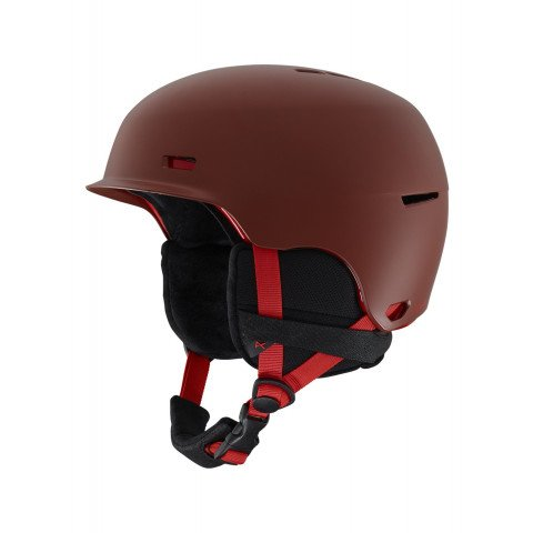 Casca Snowboard Barbati Anon Highwire - Red