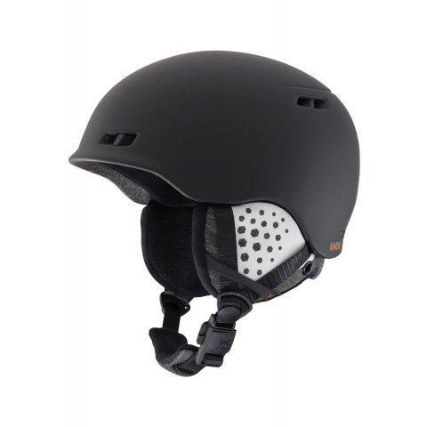 Casca Snowboard Barbati Anon Rodan - Moto Black
