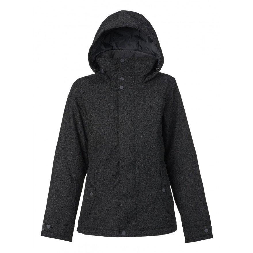Wb Jet Set Jacket - Faded Wool