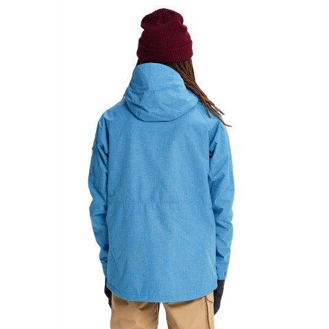 Geaca Snowboard Barbati Burton Hilltop - Vallarta Blue