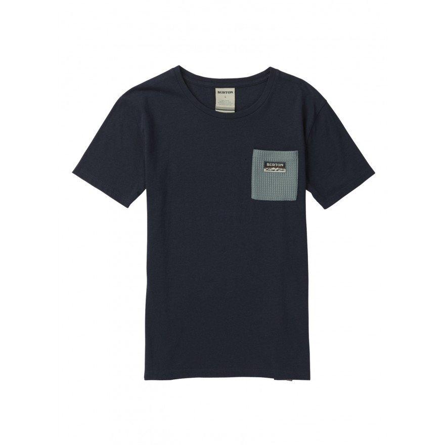 Bel Mar Pocket SS - Mood Indigo