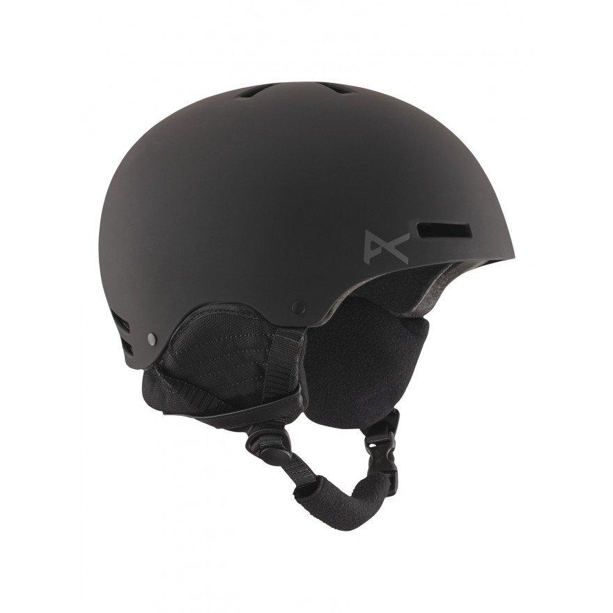 Casca Snowboard Barbati Anon Raider - True Black