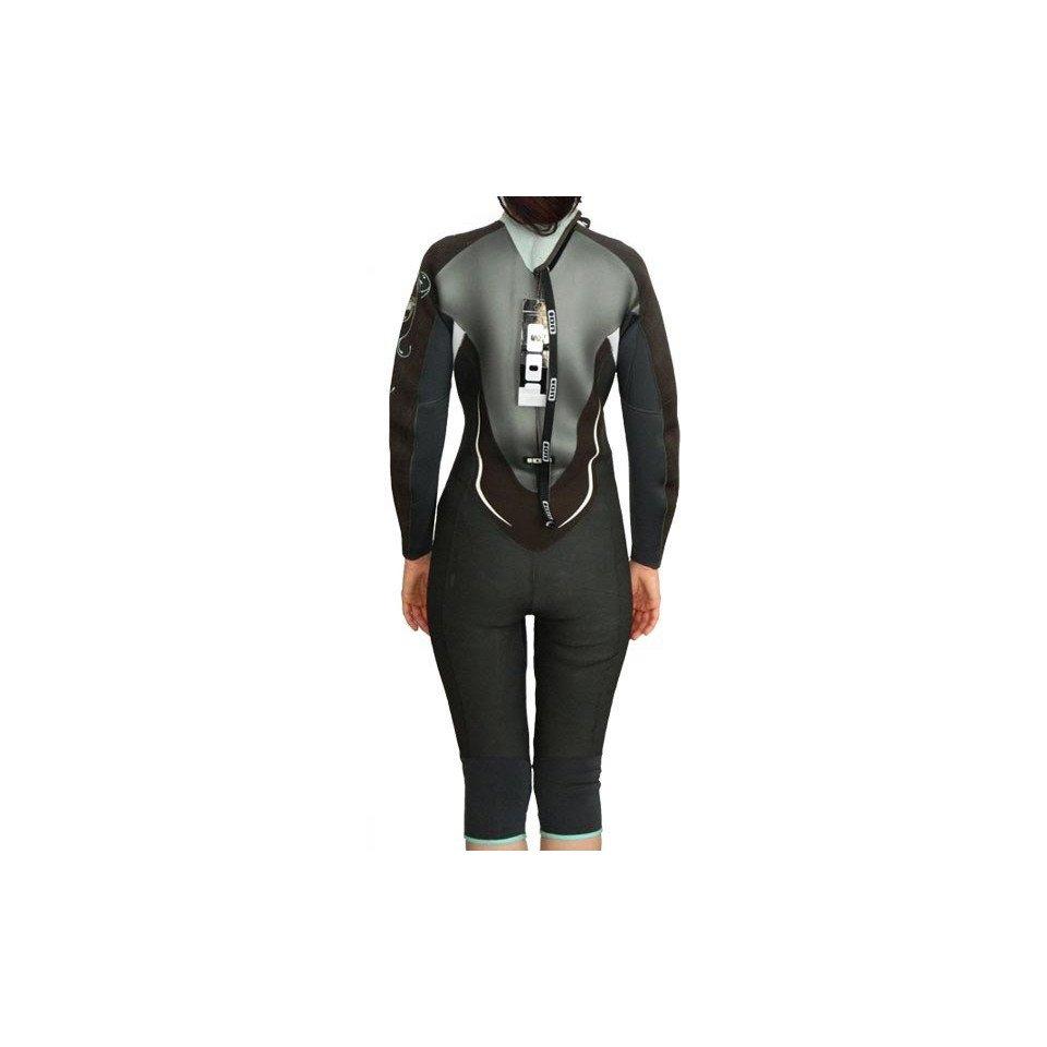 Costum neopren Ion Jewel Overknee LS 3.5 - Grey