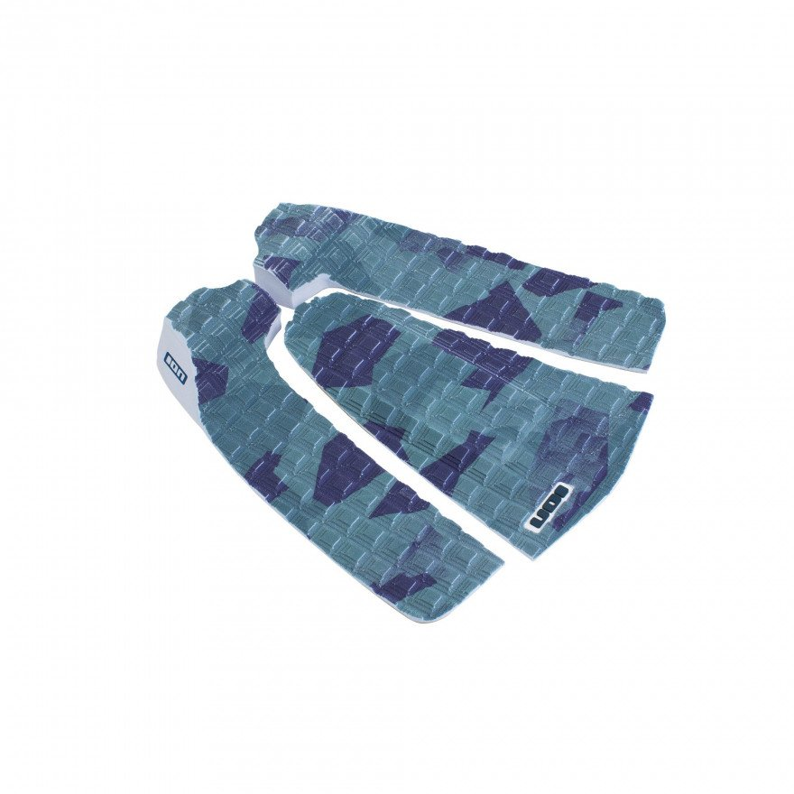 Surfboard Pads Camouflage (3pcs) - petrol/camo