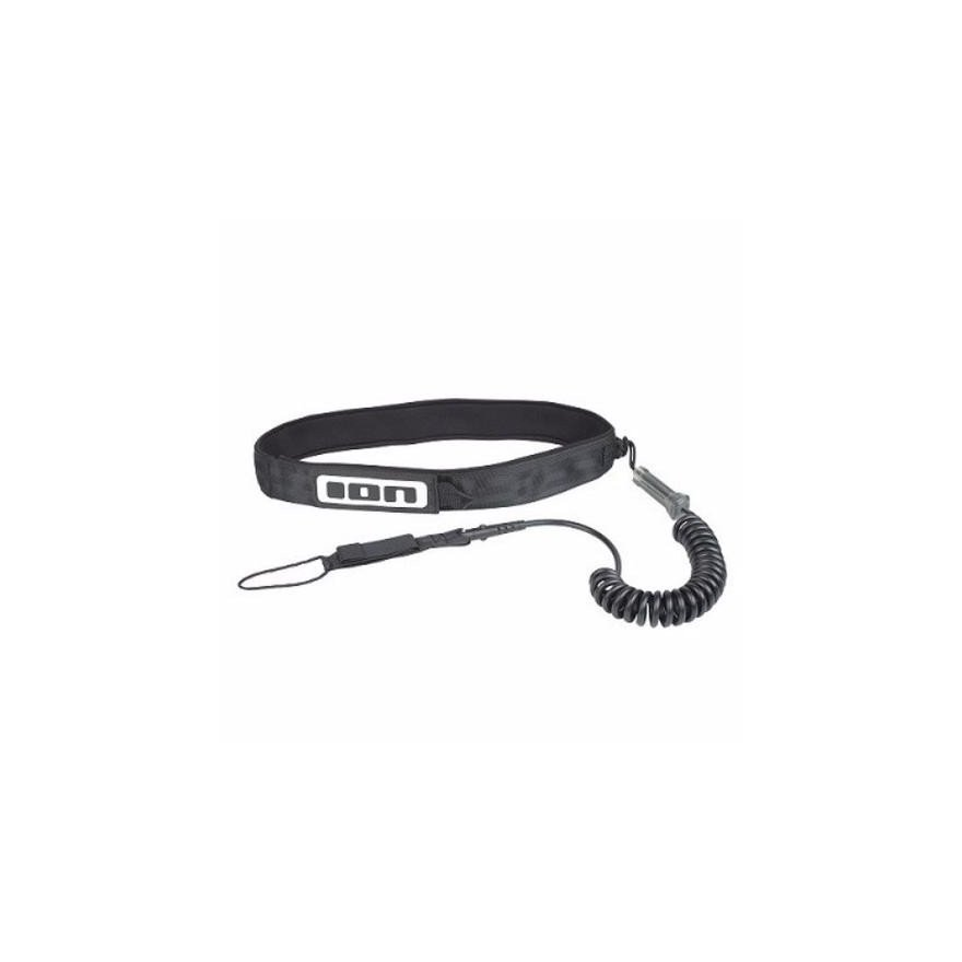 SUP_Core Saftey Leash Hip Belt - Black