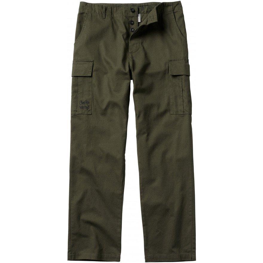 Pantaloni Barbati Enjoi Ghettowear Cargo - Khaki