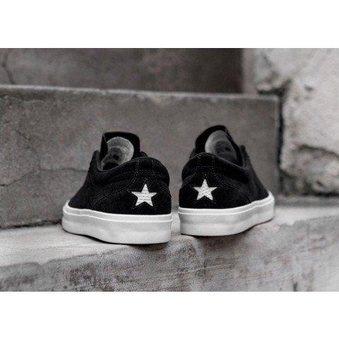 Shoes Converse One Star CC - Black/Egret