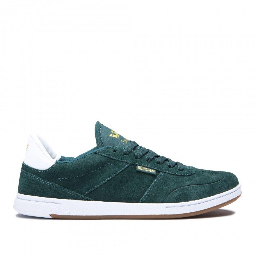 Shoes Supra Elevate - Evergreen-White