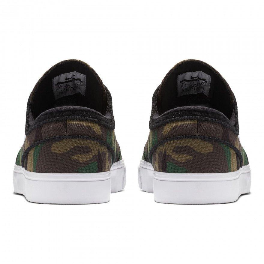 Shoes Nike Janoski Canvas - Mukti-Color/White