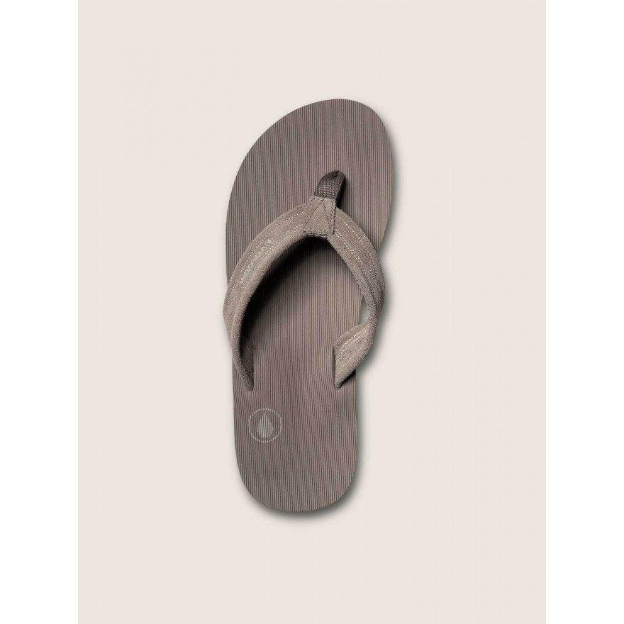 Papuci Volcom Driftin - Tan