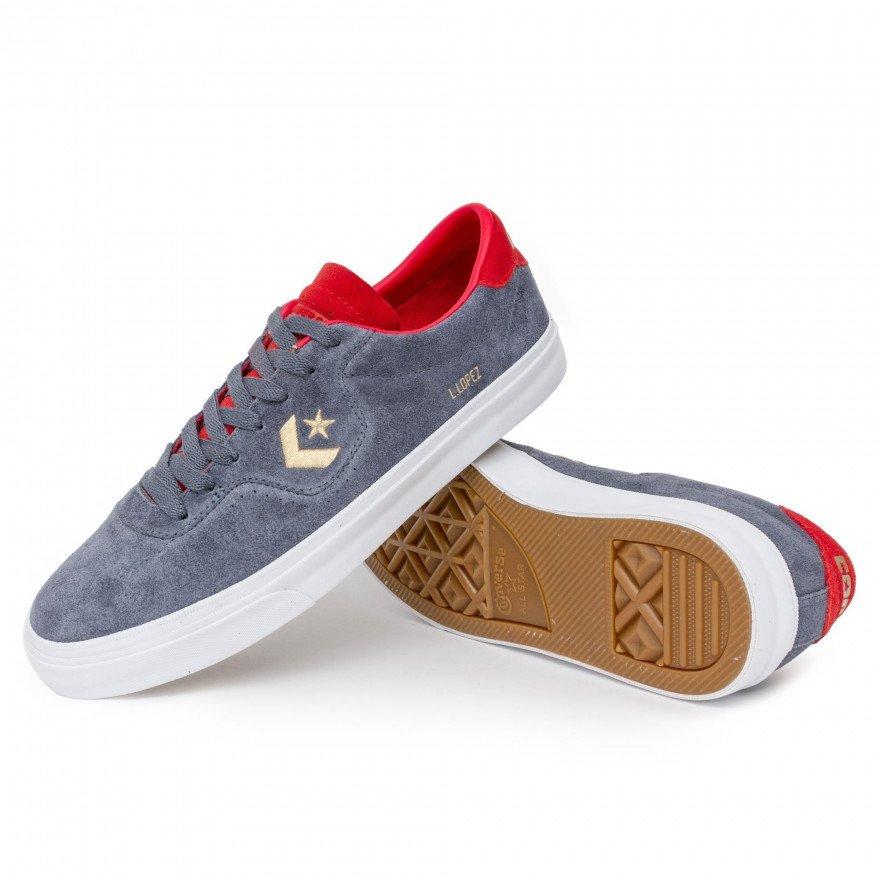 Shoes Converse Louie Lopez Pro OX - Shark Skin/Casino