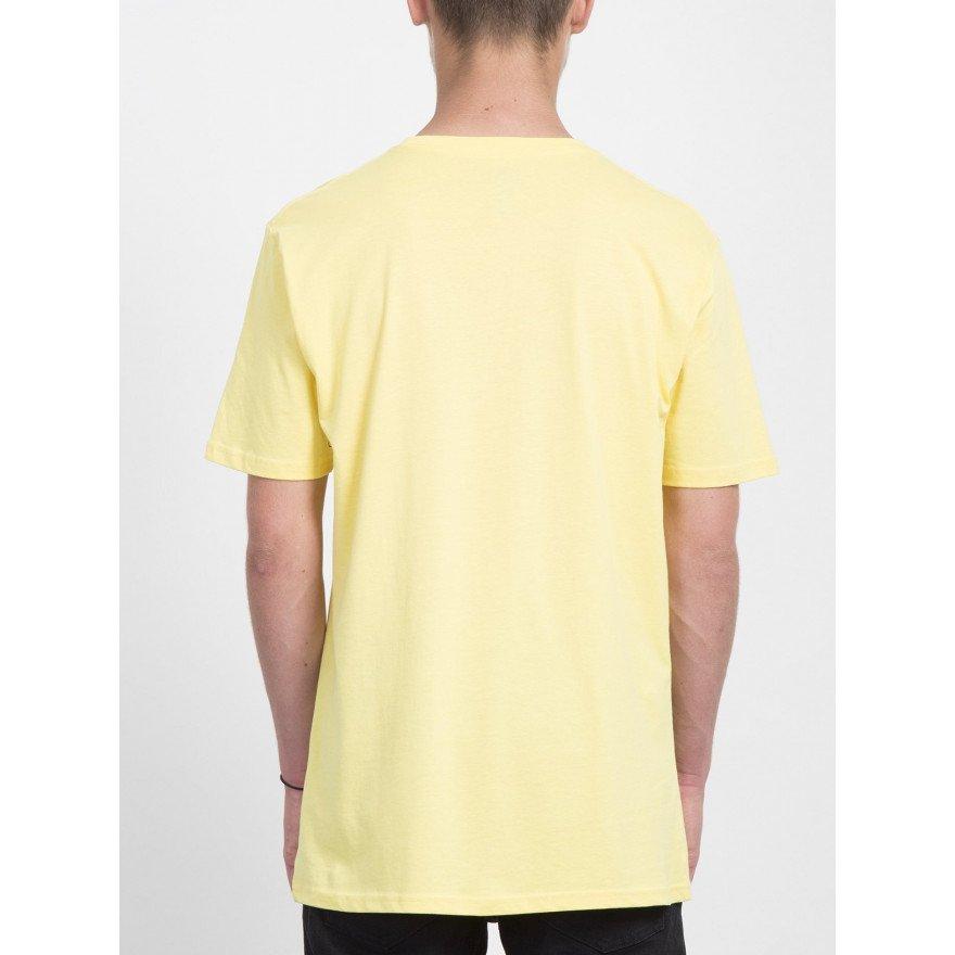Tricou Barbati Volcom Progressive - Yellow