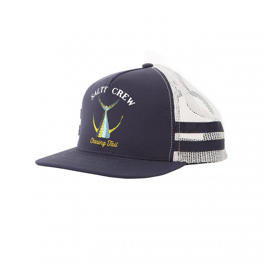 Sapca Salty Crew Tailed - Navy