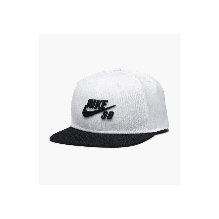 Sapca Nike Hat SB - White