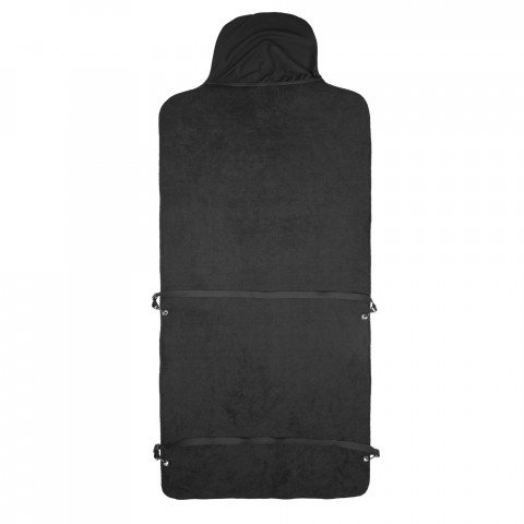 Seat Towel Waterproofed - Black