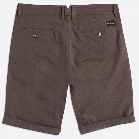 Pantaloni Scurti Barbati Animal Amar - Plum Grey