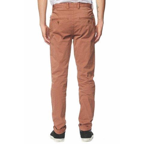 Pantaloni Barbati Globe Goodstock Chino - Clay