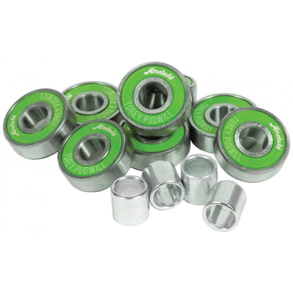 Rulmenti Skateboard Andale Green Sauce