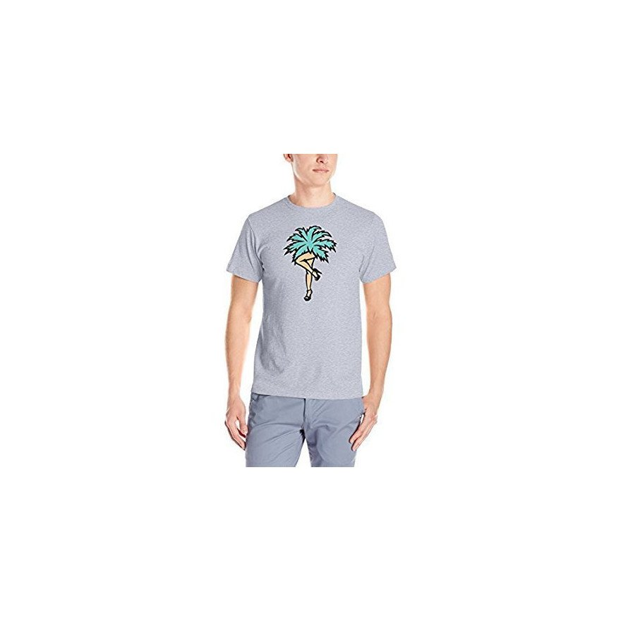 Tricou Barbati Neff Palm Legs - athletic heather