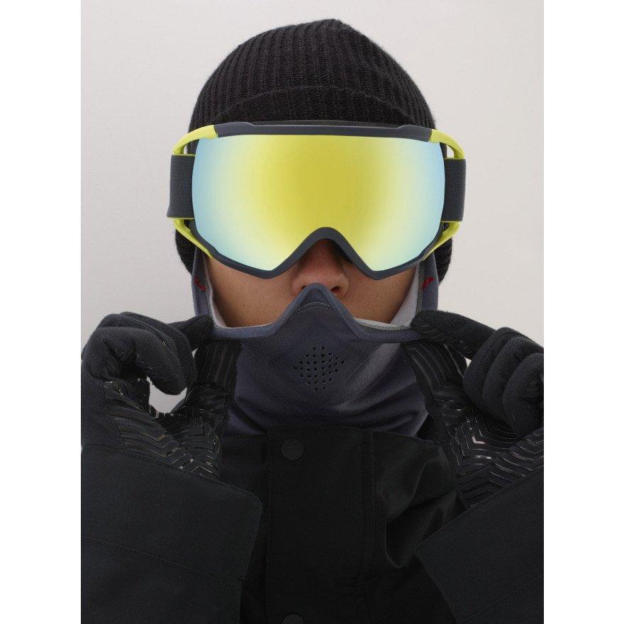 Ochelari de Snowboard Barbati Anon Circuit Mfi - Gray/Sonar Bronze