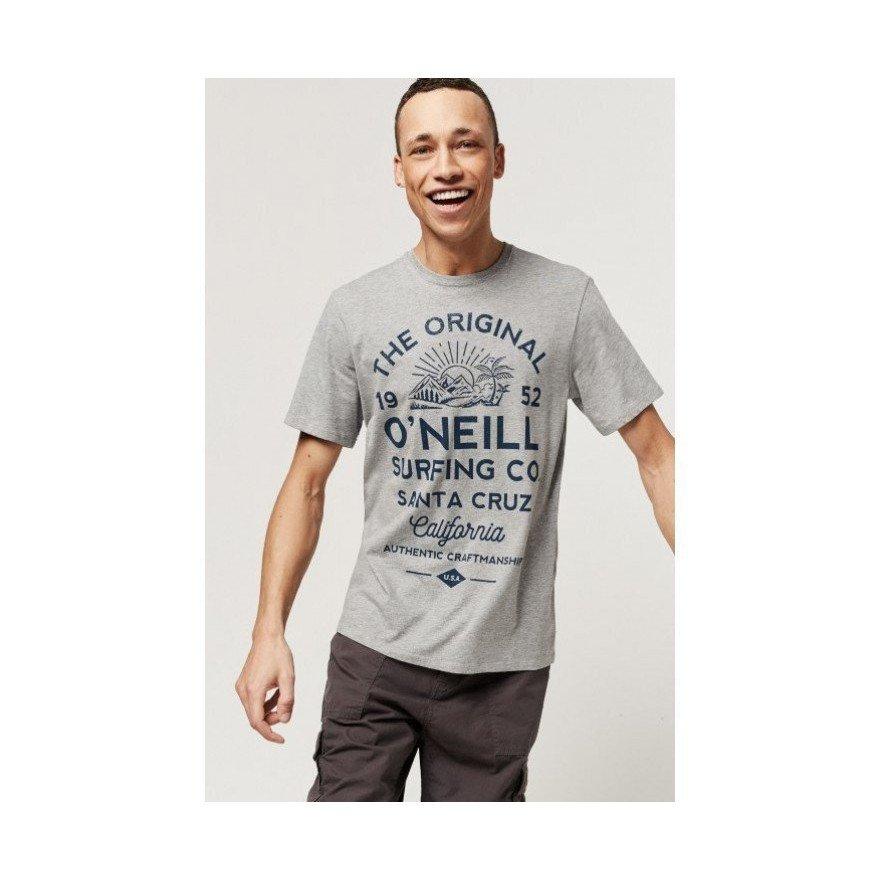 Pantaloni Scurti Barbati O'Neill LM Beach Break - Asphalt
