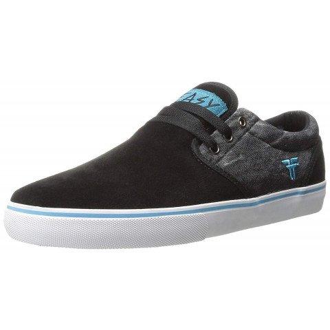 Shoes Fallen The Easy - Black/Acid/Island Blue