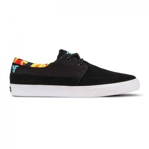 Shoes Fallen Roach - Black/Tie Dye
