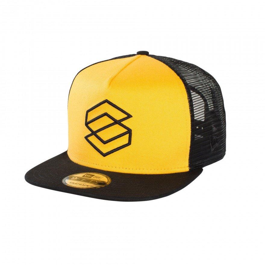 Scrub - Smiley Yellow