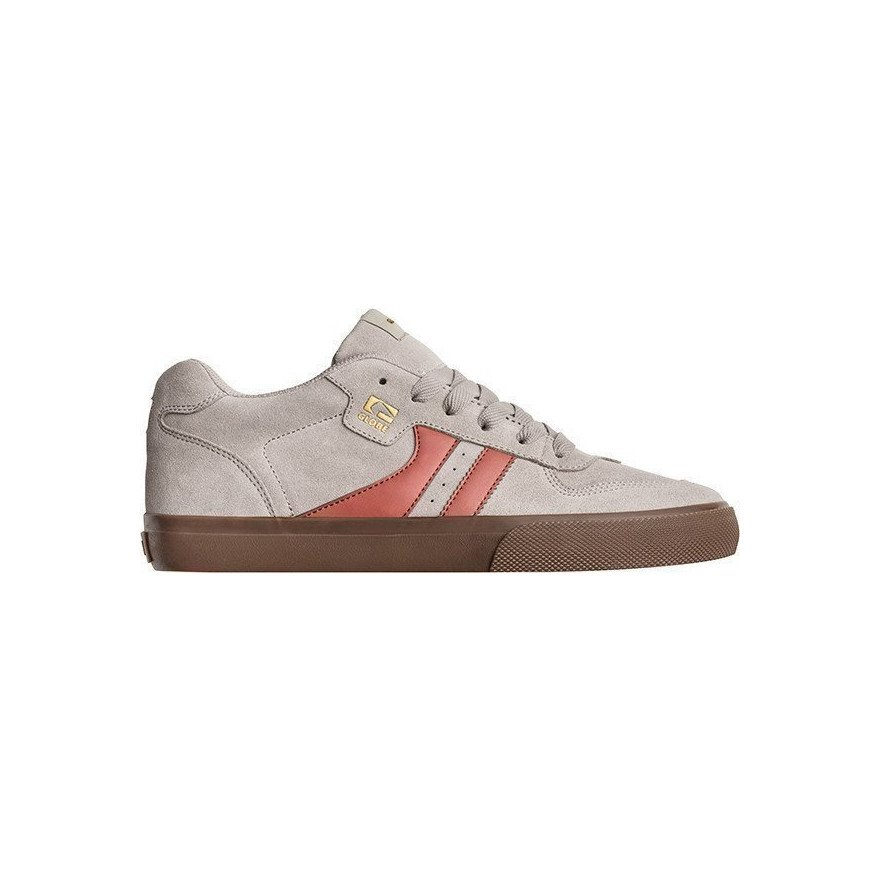 Shoes Globe Encore-2 - Warm Grey/Tobacco