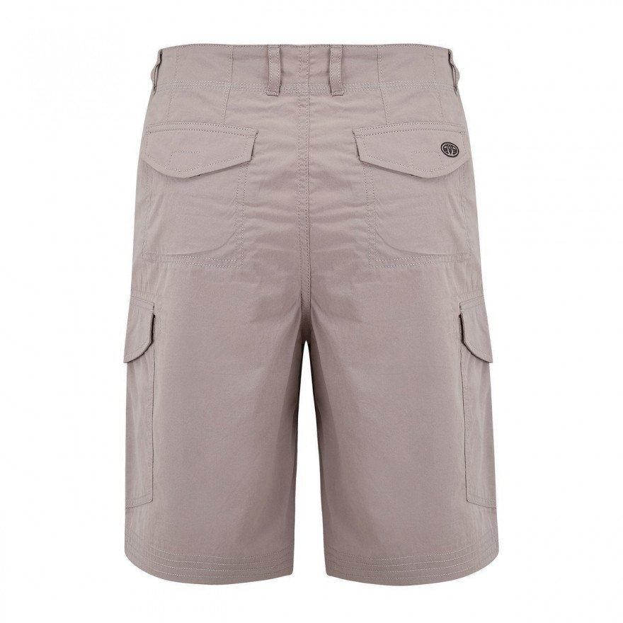 Pantaloni Scurti Barbati Animal Alantas - Steel Grey