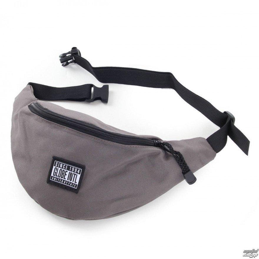 Borseta Globe Richmond Side Bag - Charcoal Black Logo